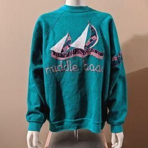 Middle Bass Sweatshirt